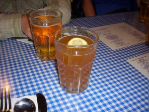 Maritime Pacific Old Seattle Lager and Pyramid Hefeweizen