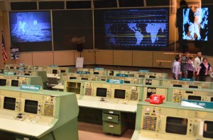 The former Mission Control (a la Apollo 13)