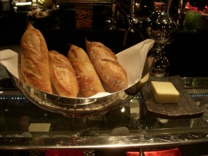 Super crispy and delicious baguettes