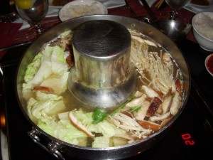 The hot pot