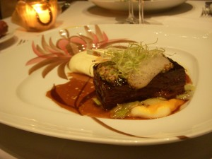Stout braised beef short rib
