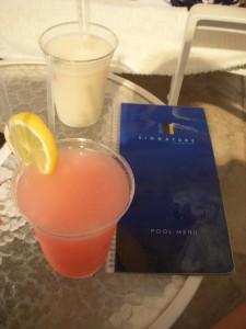 More frozen drinks