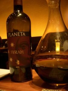 A really great Italian syrah