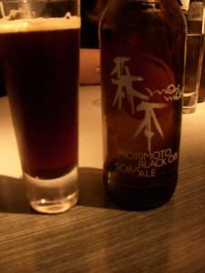 Morimoto Black Obi Soba Ale