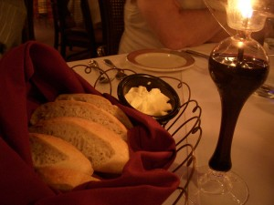Carbs and butter