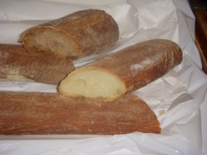 Baguette cross sections