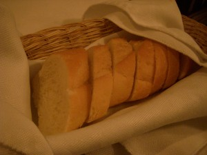 Basket of carbs