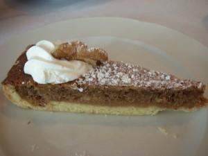 Really delicious walnut tart