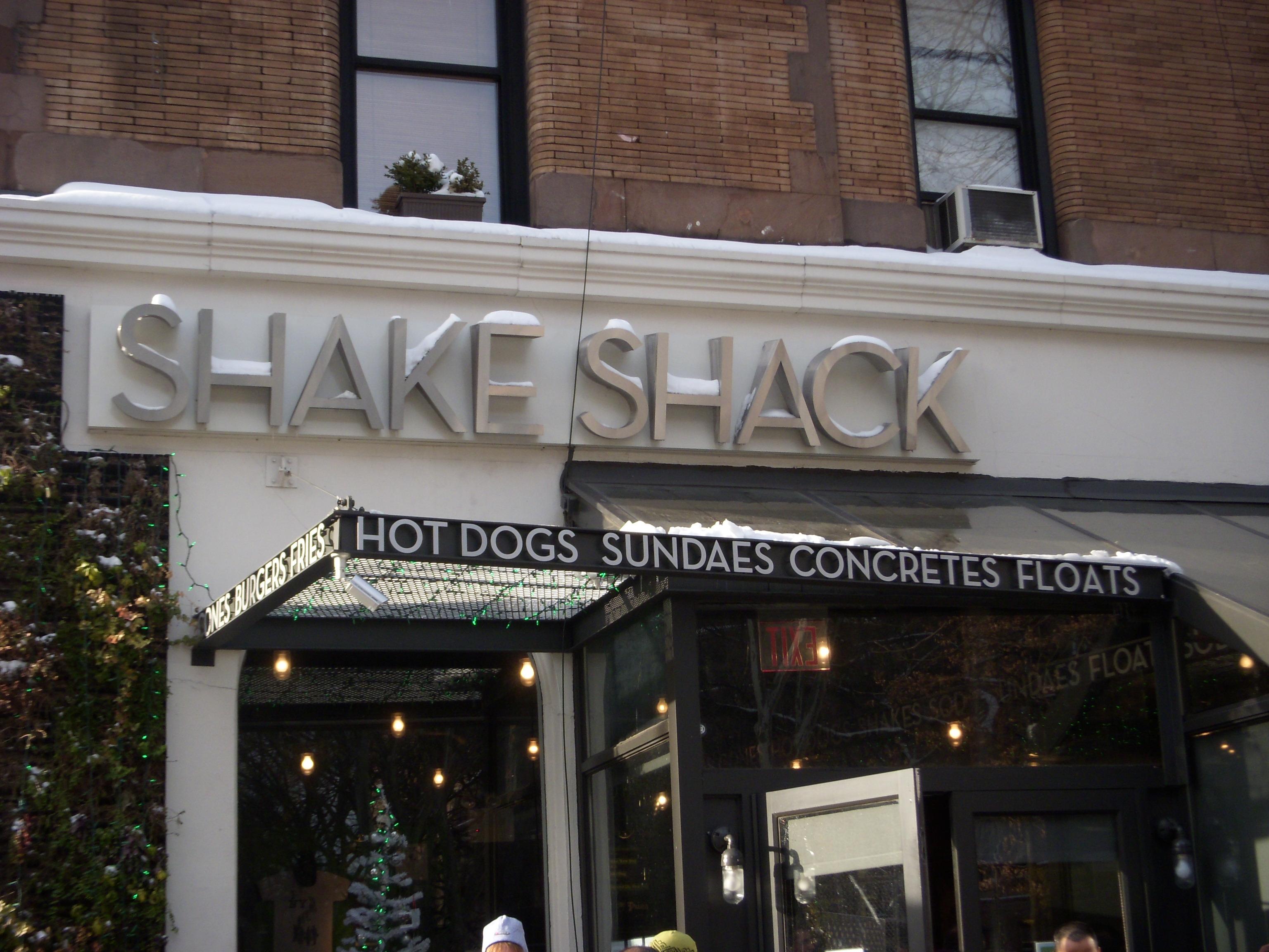 Shake Shack (Upper West Side) « Two Fat Bellies