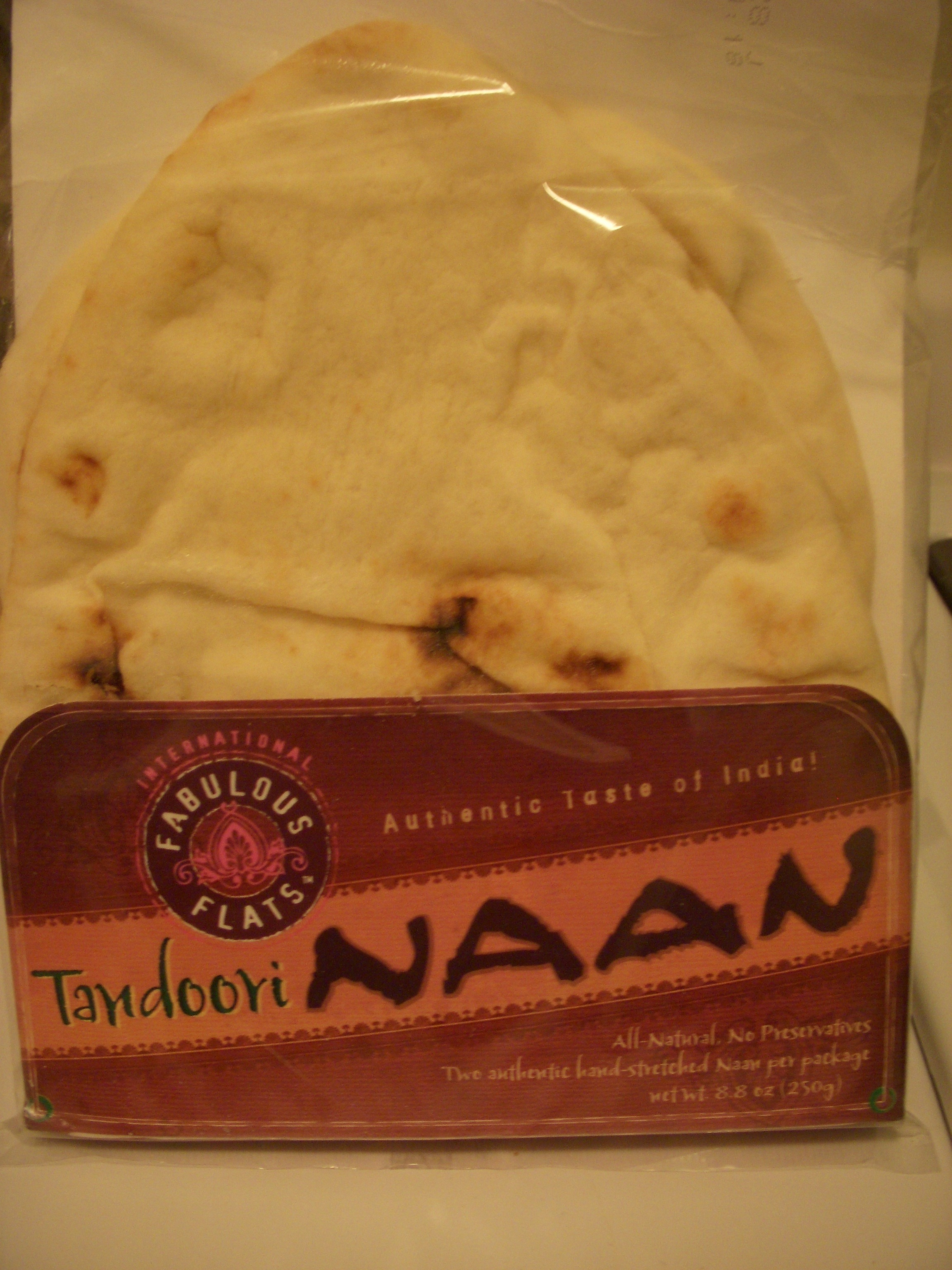 Tandoori naan two fat bellies for Aaheli indian cuisine nyc