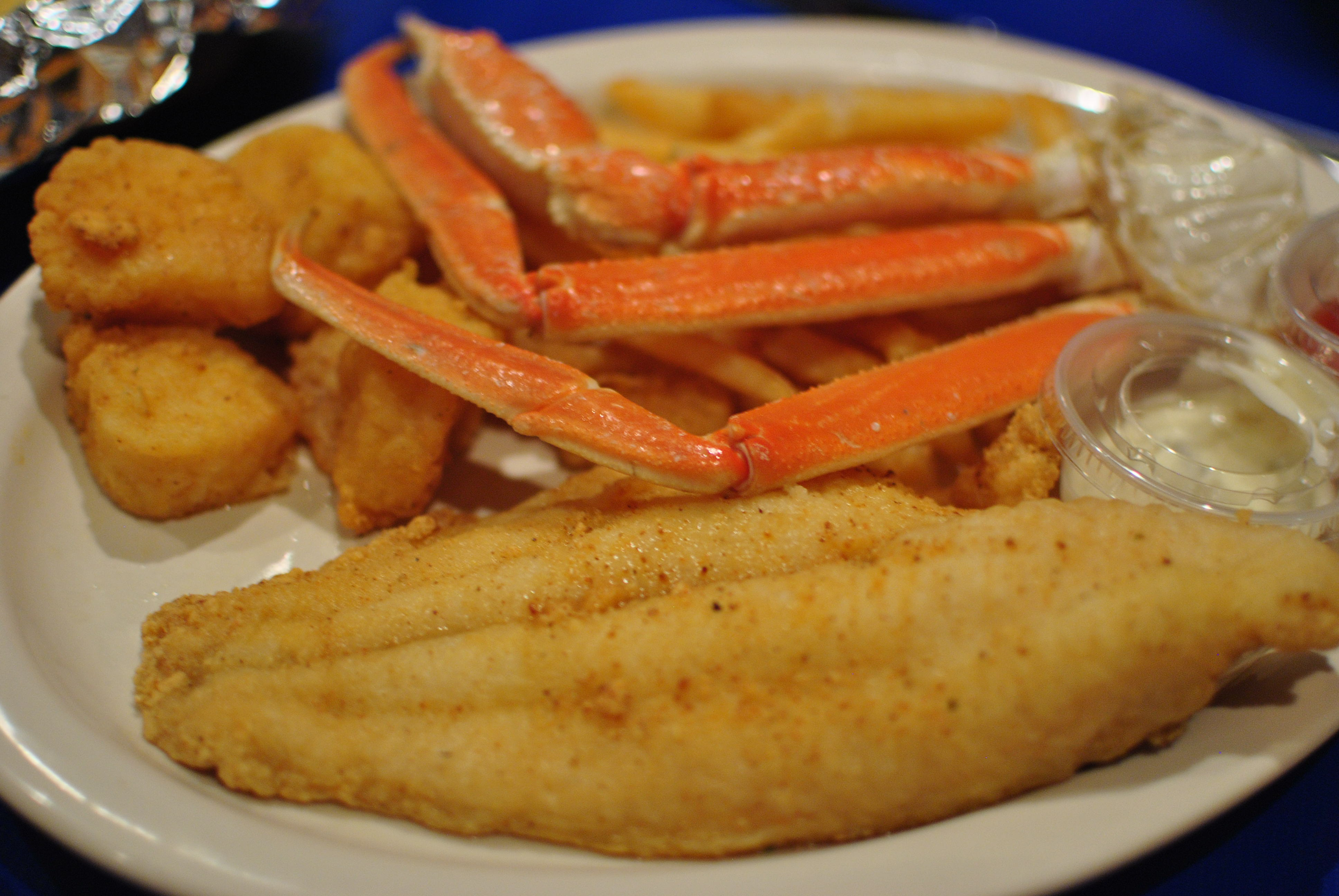 Csa10 385 for Fish and seafood