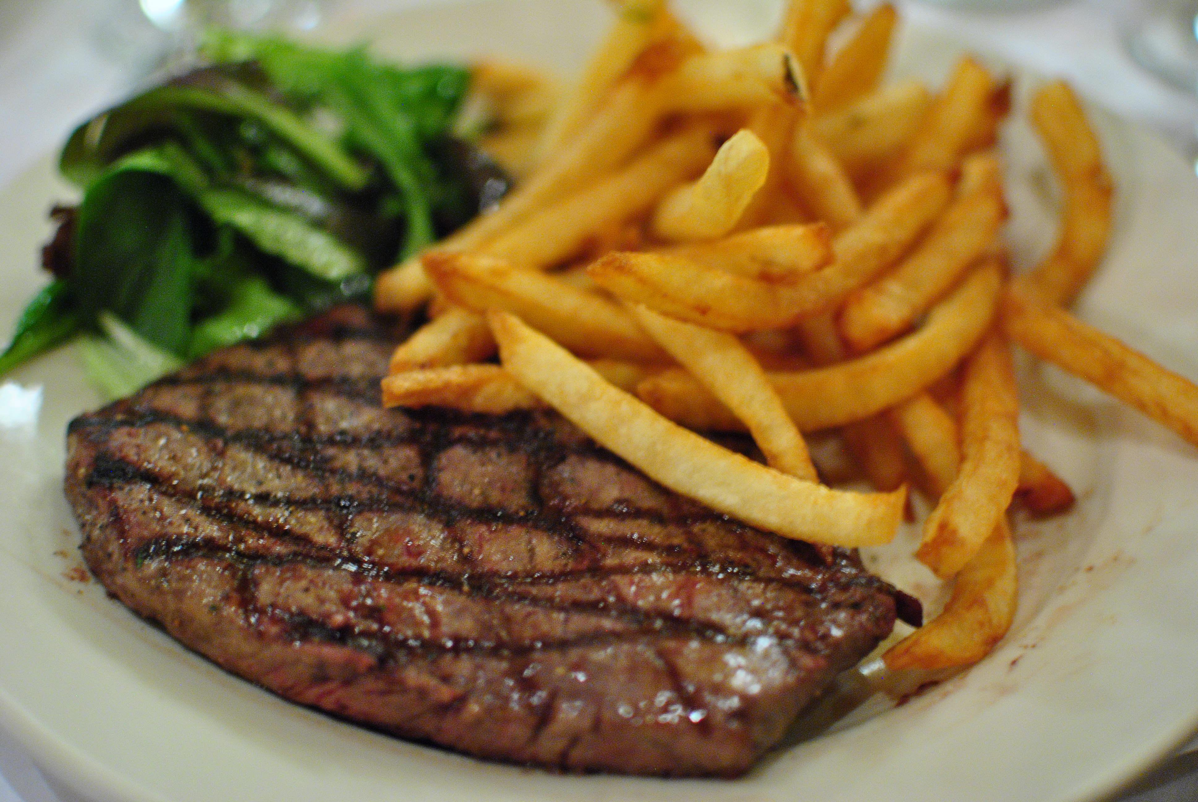 Restaurant Montreal Steak