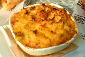 Pancetta mac-n-cheese