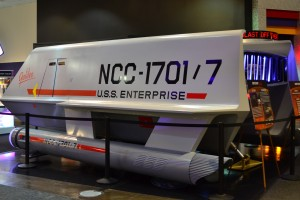 Shuttlecraft Galileo from Star Trek