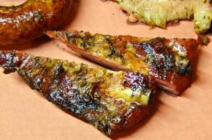 Black's Barbecue ribs