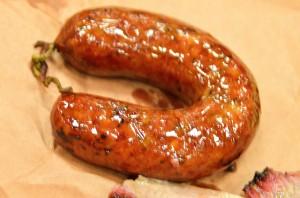 Kreuz Market sausage
