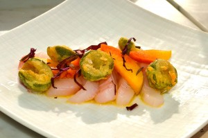 Crudo of the day
